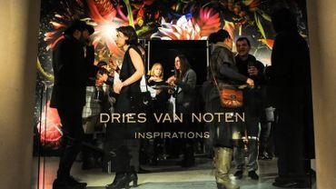 Barneys Fetes Dries Van Noten at the Musée des Arts Décoratifs