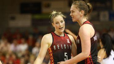 Kim Mestdagh et Emma Meesseman: 2 Belgian Cats sur le toit brulant de la WNBA