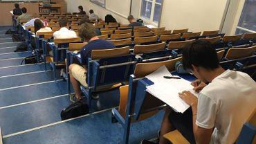 A l'Uliege, près de la moitié des examens ont eu lieu en présentiel