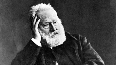 Victor Hugo vers 1880