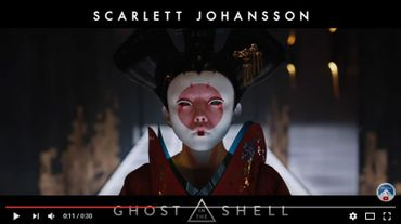 """Des images inédites de """"Ghost in the Shell"""""""