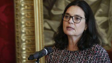 Sénat: pour Christine Defraigne, c'était la dernière séance