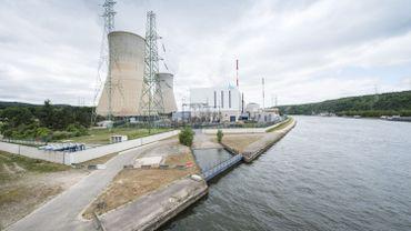 Le réacteur Tihange 1 à l'arrêt pour une intervention de maintenance