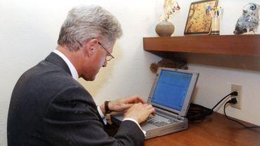 Bill Clinton, novembre 1988
