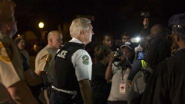 USA: un Noir abattu par un policier blanc à Saint-Louis, près de Ferguson