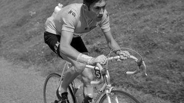 Le 15 juillet 1969, Eddy Merckx remporte l'étape après une chevauchée de 140 km.