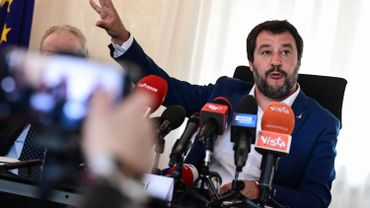 Italie: Un secrétaire d'Etat proche de Salvini écarté du gouvernement pour corruption