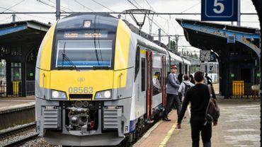SNCB : résultat négatif moins important que prévu en juin 2014