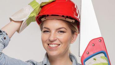 De plus en plus de femmes viennent gonfler les rangs du secteur de la construction