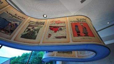 Dix planches signées Hergé aux enchères chez Christie's à Paris