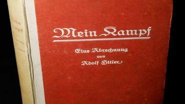 """Un éditeur néerlandais veut éditer """"Mein Kampf"""""""