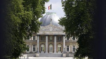 Le château royal de Laeken