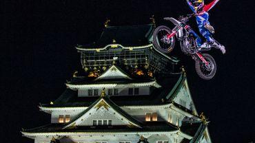 Higashino remporte les Red Bull X-Fighter à domicile