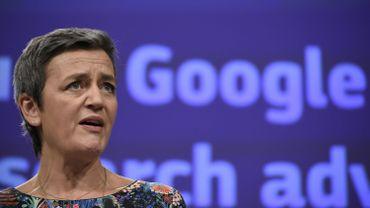 La Danoise Margrethe Vestager candidate à la présidence de la Commission européenne