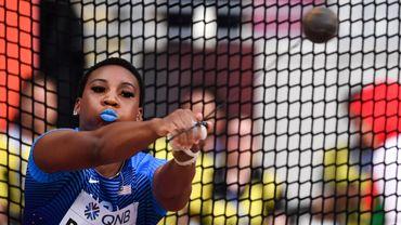 Racisme: une athlète américaine réclame des excuses à son comité olympique