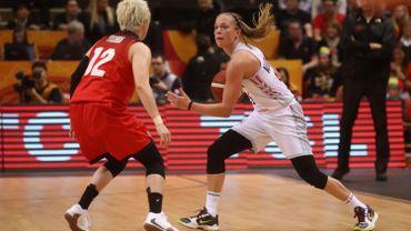 Reprise du basket américain : mode d'emploi avec Julie Allemand