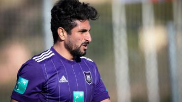 Anderlecht va-t-il lever l'option sur Kenny Saief?