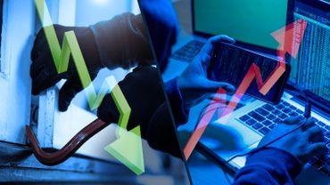 Les vols en baisse, la cybercriminalité est en hausse