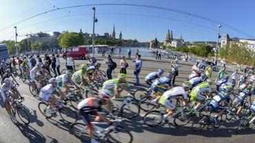 Zurich va accueillir les Mondiaux de cyclisme sur route en 2024
