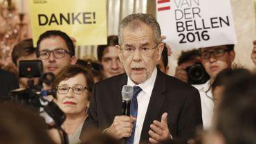 Election présidentielle en Autriche: réactions politiques belges
