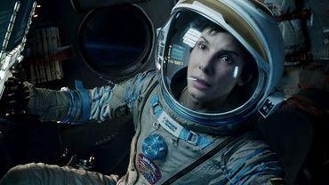 """Sandra Bullock est perdue dans l'espace dans """"Gravity"""", phénomène ciné de l'automne"""