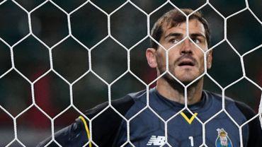 Porto veut garder Casillas jusqu'à l'âge de 40 ans