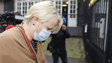 L'ancienne ministre Nathalie Muylle.