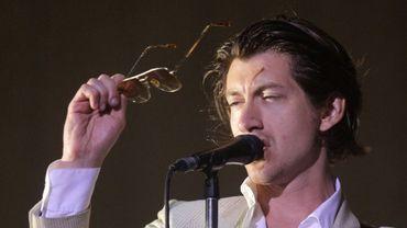 Le groupe d'Alex Turner, Arctic Monkeys, est nommé pour le prestigieux Mercury Prize britannique
