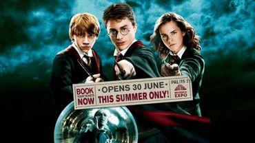 L'exposition Harry Potter a attiré plus de 350.000 visiteurs à Brussels Expo