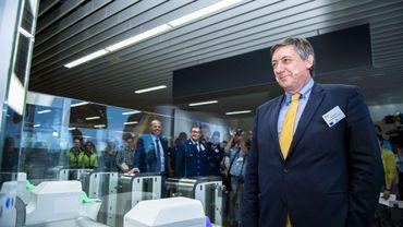 Brussels Airport: les portiques de contrôle de fonctionnent à nouveau