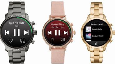 Spotify se met à jour sur les montres connectées Wear OS