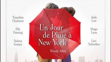 """Un jour de pluie à New York"""" de Woody Allen sort le 18 septembre dans les cinémas belges."""