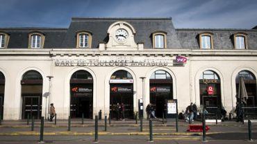 Les faits se sont produits à la gare de Toulouse-Matabiau.