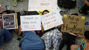 Situation tendue à Hong Kong, le monde entier réagit
