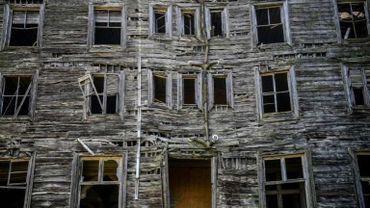 Le plus vieux bâtiment d'Europe menace de s'effondrer