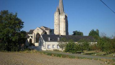 L'abbaye Royale Saint-Michel de Bois Aubry, à Luzé : un site extraordinaire et enchanteur…