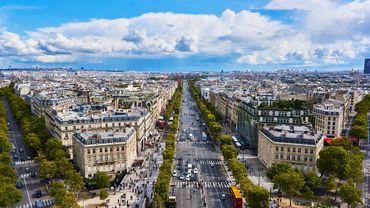 Fusillade près des Champs-Elysées: le deuxième homme a succombé à ses blessures