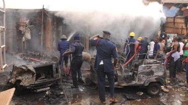 Une attaque de Boko Haram à Jos, le 20 mai dernier, avait tué 46 personnes
