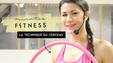 Minutes Fitness : exercez-vous avec un cerceau