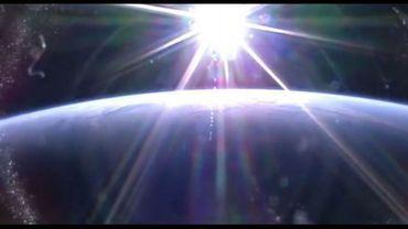 Le coucher de soleil, vu de l'espace et en accéléré: les superbes images de la NASA