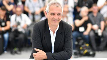 Laurent Cantet à Cannes, en mai 2017