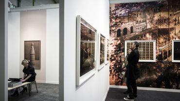Paris Photo : une photo à la caméra thermique récompensée