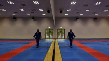 """Un mois après son opération Nikiforov a déjà remis le judogi : """"J'ai eu des frissons"""""""