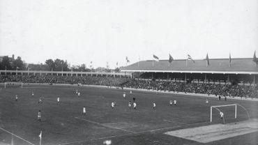 Rétro JO 1920 : Football, les Belges en or après seulement 39 minutes de match