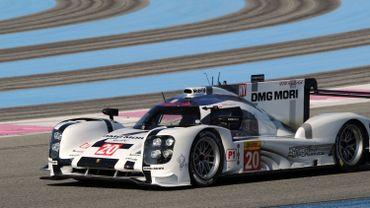 WEC : Porsche à Bahreïn, Webber champion du monde