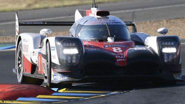 Victoire de Buemi-Davidson-Nakajima (Toyota) aux 6 Heures de Fuji