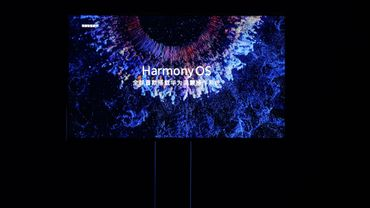 Huawei a dévoilé samedi sa première télévision intelligente qui sera équipée de son système d'exploitation maison, HarmonyOS.