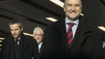 Iran - Arrivée d'une délégation de l'AIEA, conduite par le Belge Herman Nackaerts, à Téhéran