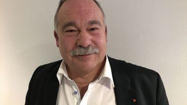 Bernard Bauwens (PS), bourgmestre d'Antoing