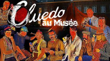 Cluedo au Musée du Carnaval et du Masque à Binche.